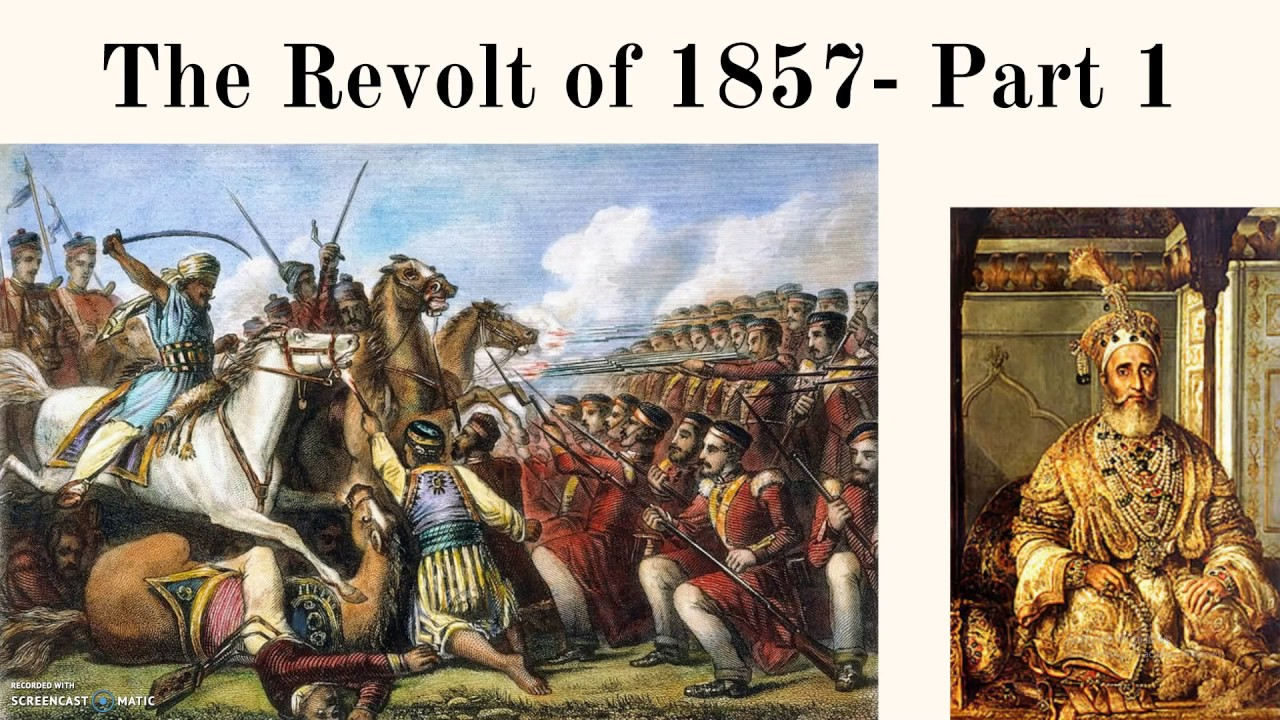 essay on revolt of 1857 in india There is no unanimity among scholars regarding the nature of the revolt of 1857 and a debate took place between 1950-1960 focusing attentions on three perspectives.