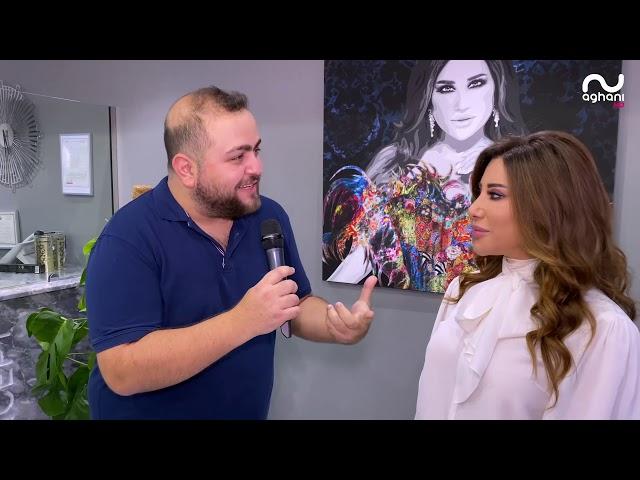 نجوى كرم من دبي: لماذا ينشغل البعض بأخباري الخاصة أكثر من فني؟! وأرى لبنان معافا وسالما في ال ٢٠٢١