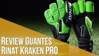 Review Guantes Rinat Kraken Pro