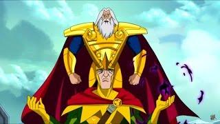 Мстители: Величайшие герои Земли - День, каких не было - Сезон 1, Серия 26   Marvel