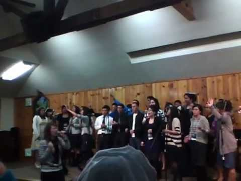Our God- NCCD youth camp 2011