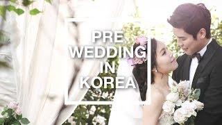 【BrenLui大佬B】Pre-Wedding in Korea 韓國婚紗攝影之旅 Thumbnail