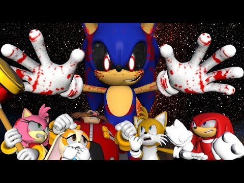 Sonic.Exe: The Spirits Of Hell Round 1 (Sonic Fangame)