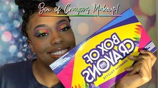 Box of Crayons Makeup