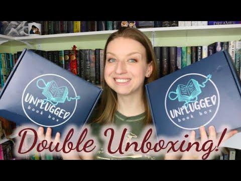 Unboxing! | Unplugged Adult Book Box | Jan & Feb 2020