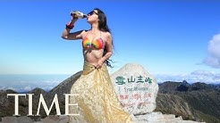 Social Media Famous 'Bikini Hiker' Has Died After A Solo Hike In Taiwan | TIME