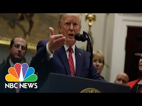 Watch live: Trump presents arts and humanities awards at White House - NBC News