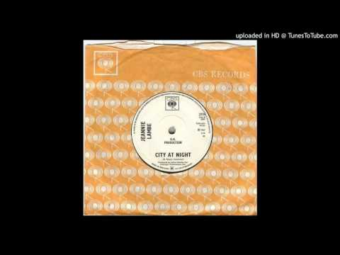 Jeannie Lambe - City At Night  (CBS 2731) B-Side