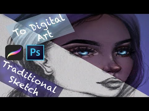 procreate android | Nikkies Tutorials