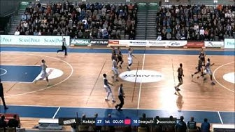 Teemu Rannikko Beats the Buzzer from the Joensuu Areena Parking Lot