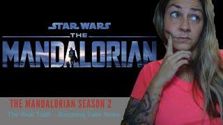 The Mandalorian Season 2: Grace Randolph's Fake News Exposed