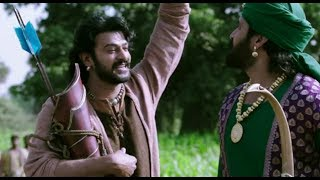 Best scene from baahubali 2 movie in Hindi | Check game link in description.