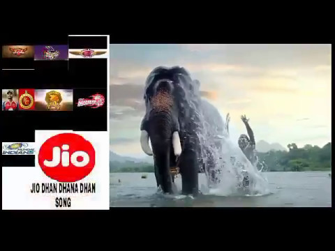 Jio DHAN Dhana DHAN song all IPL teams