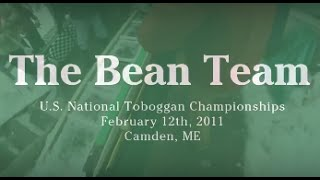 "2011 Us Toboggan Nationals - Llbean Entry ""4 Bean Salad"""