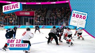 RELIVE - Ice Hockey - USA vs CANADA - Men