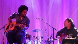 Jojo Cumbana & Steven Pfeffer (3), Lange Nacht der Museen Hamburg, 12.04.2014