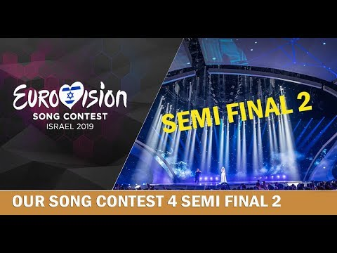 our-song-contest-4:-semi-final-2-(48-h-to-vote)