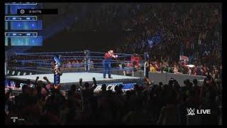 WWE 2K19 - MARIO vs LUIGI