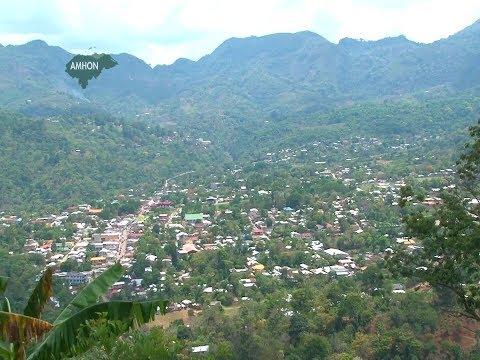 Municipios Bellos de Honduras---LAS VEGAS, SANTA BÁRBARA 2017