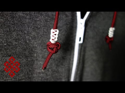 How to Add a Paracord Drawstring to your Hoodie
