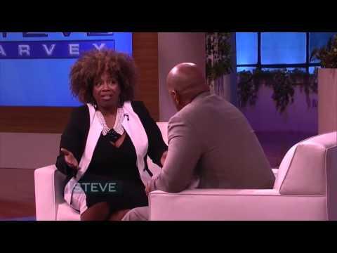 Lisa Nichols Steve Harvey Show