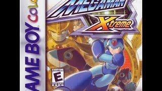 Mega Man Xtreme (Nintendo Game Boy Color) - Extreme Mode