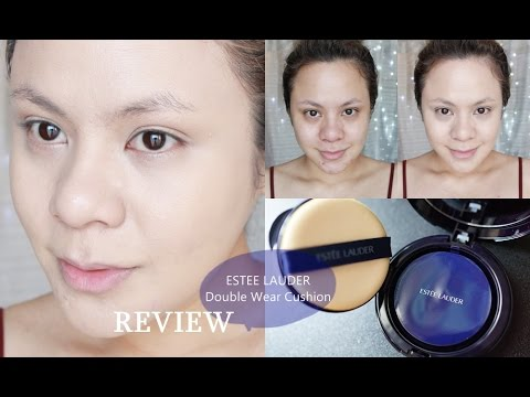 Cinnamongal Review Estee Lauder Double Wear Cushion