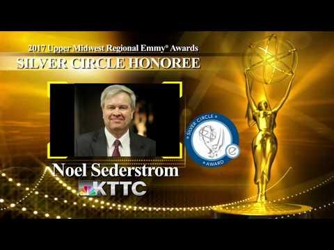 Noel Sederstrom - 2017 Upper Midwest Emmy® Silver Circle Honor