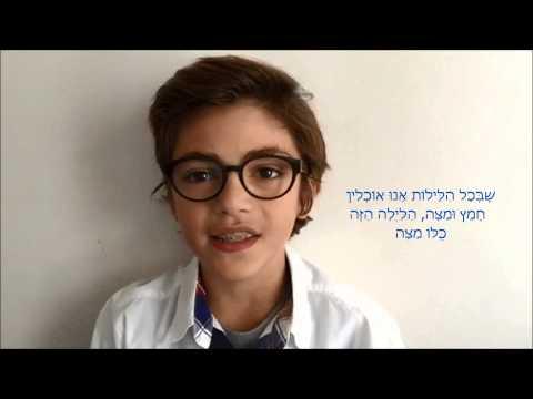 Hebrew School Online - Pesach