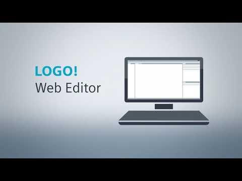 Siemens AG - LOGO! Web Editor