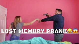 LOST MEMORY PRANK ON GIRLFRIEND GONE WRONG!!