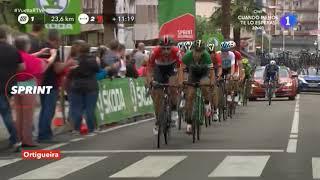 Etapa 12 Vuelta Ciclista España 2018
