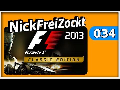 F1 2013 Karriere #034 - Rennen: Silverstone - Let's Play F1 2013 [ PC | deutsch | FullHD ]