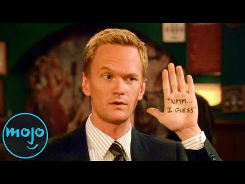 Top 10 Barney Stinson Pick-Up Lines