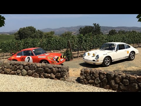 Porsche Unexpected: Napa