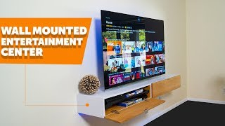 Floating Entertainment Center (with Modifications)