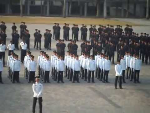 Singapore Police Force 159th Intake Passing Out Parade.