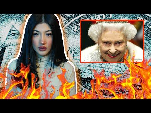Η Βασίλισσα της Αγγλίας είναι κανίβαλος; Cospiracy Theories