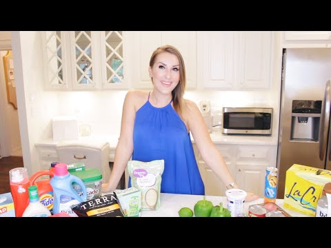 in-the-kitchen.-grocery-haul-&-making-a-fav-week-night-recipe