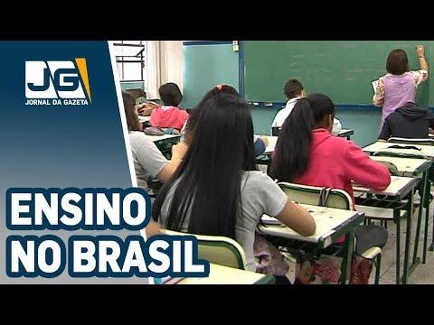 Alunos vão mal em Português e Matemática
