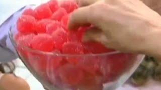 Мармелад - польза и вред. Состав и калорийность мармелада