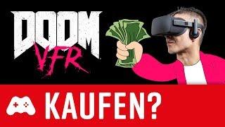 DOOM VFR für PS4 & PC im Kurz-Test mit Oculus Rift (kompatibel mit HTC Vive) - German - Deutsch