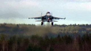 В Карелии завершаются учения авиации  Ладога 2017