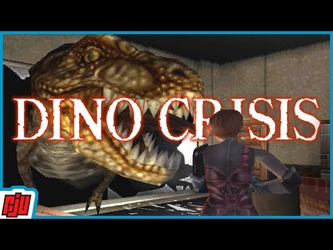 Dino Crisis Part 2 | Survival Horror Game Walkthrough | PC Version Gameplay
