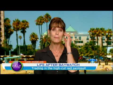Alexandra Paul - Daily Edition interview 2016