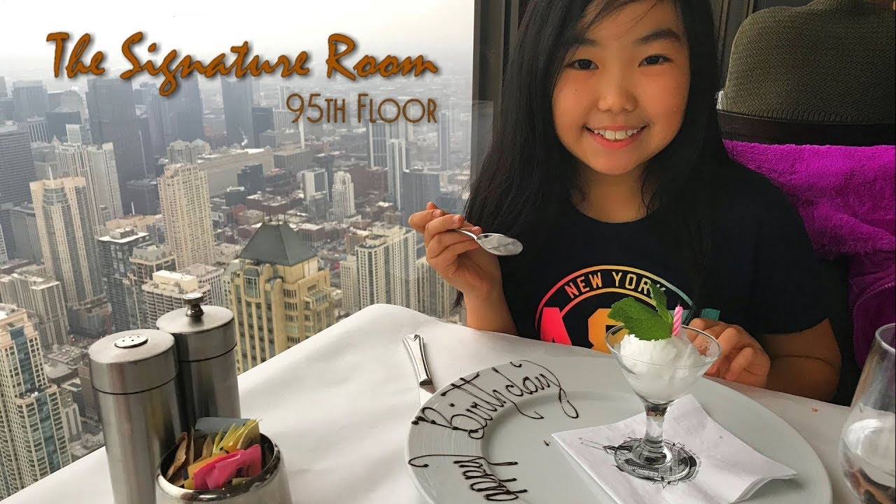 Signature Room on the 95th Floor