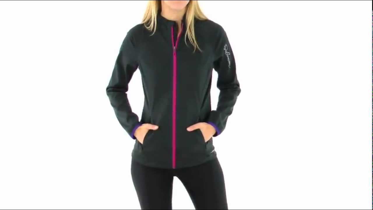64f975326bbb Salomon Women s XT II Softshell Running Jacket