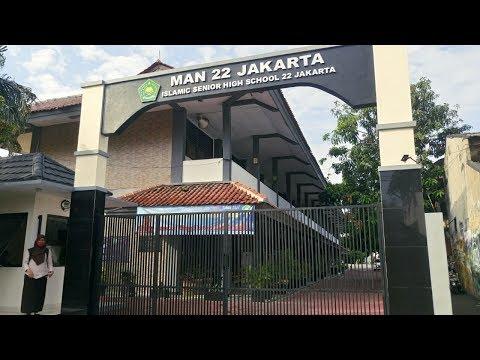 Profil MAN 22 Jakarta
