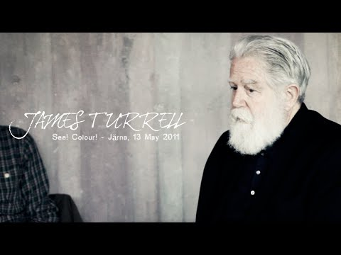 James Turrell Interview part 3