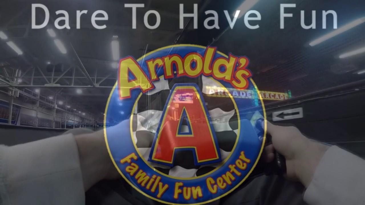 Arnold's Family Fun Center (Oaks Pennsylvania)